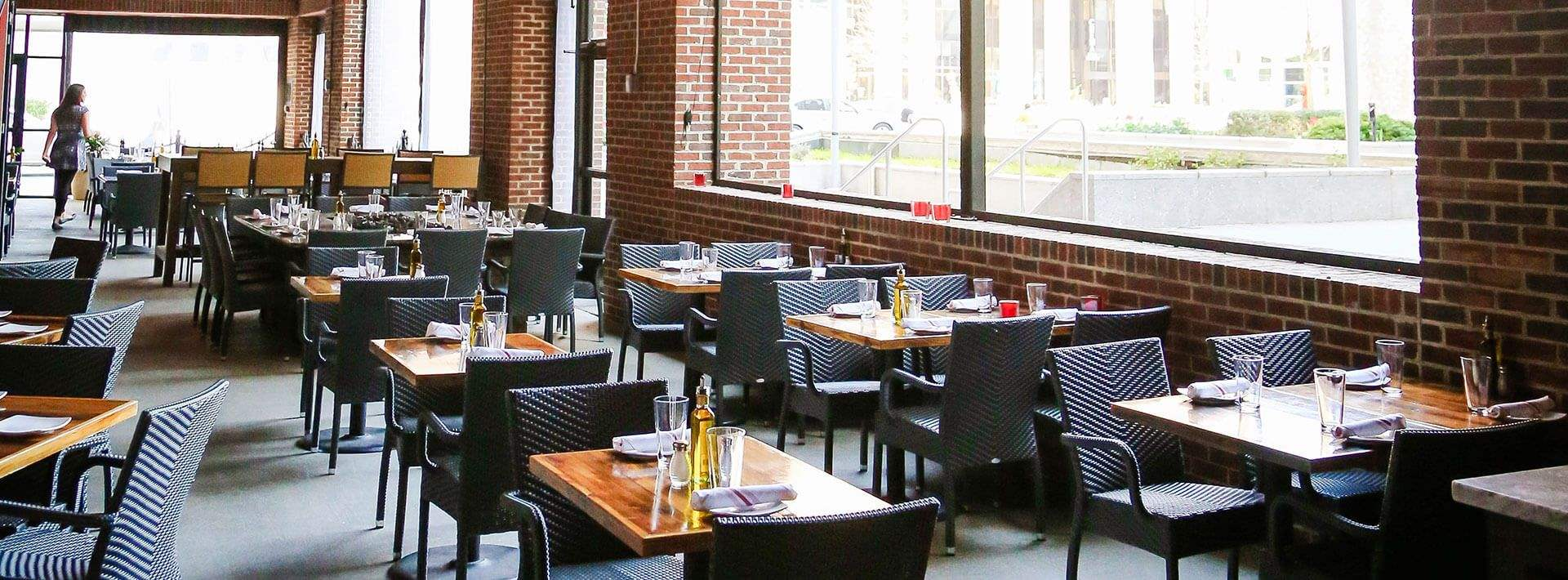 Jimmy V's Osteria + Bar, Raleigh